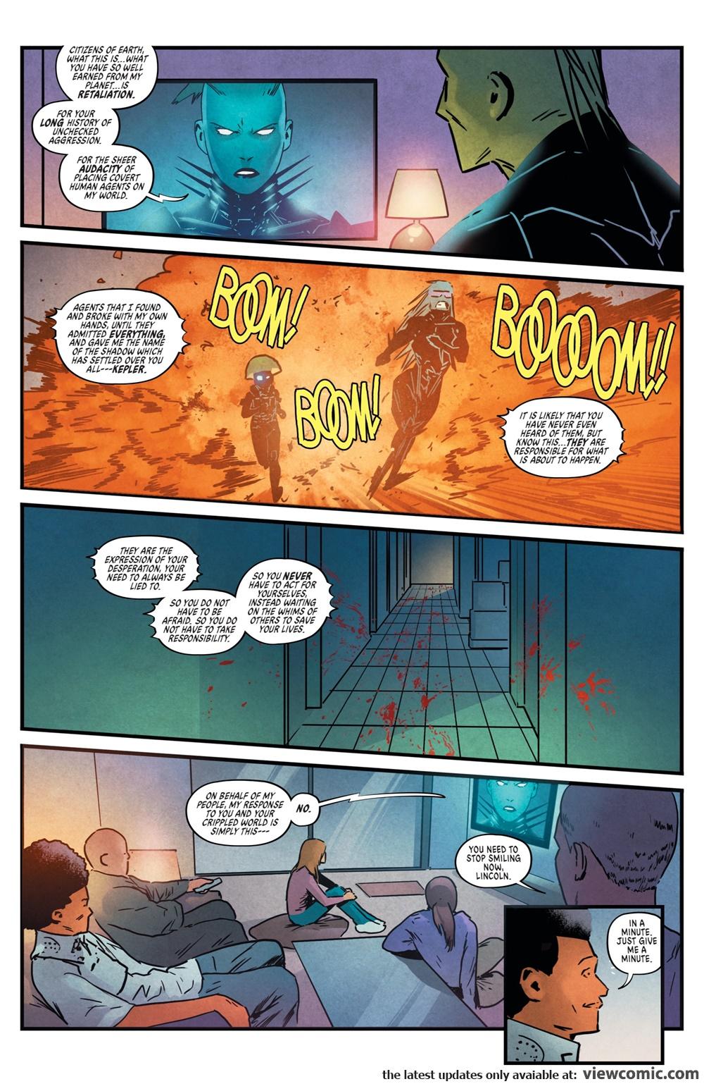 Horizon 012 (2017) | Vietcomic.net reading comics online for free