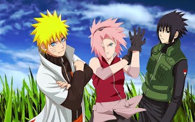 Naruto dan Sakura
