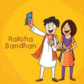 Happy Raksha Bandhan GIF Images