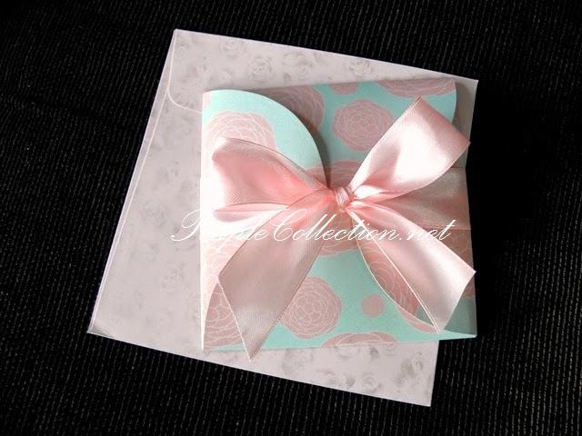 Laser Cut Wedding Envelopes
