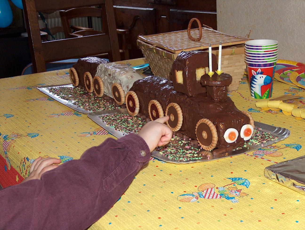 Decors De Petite Souris En Chocolat