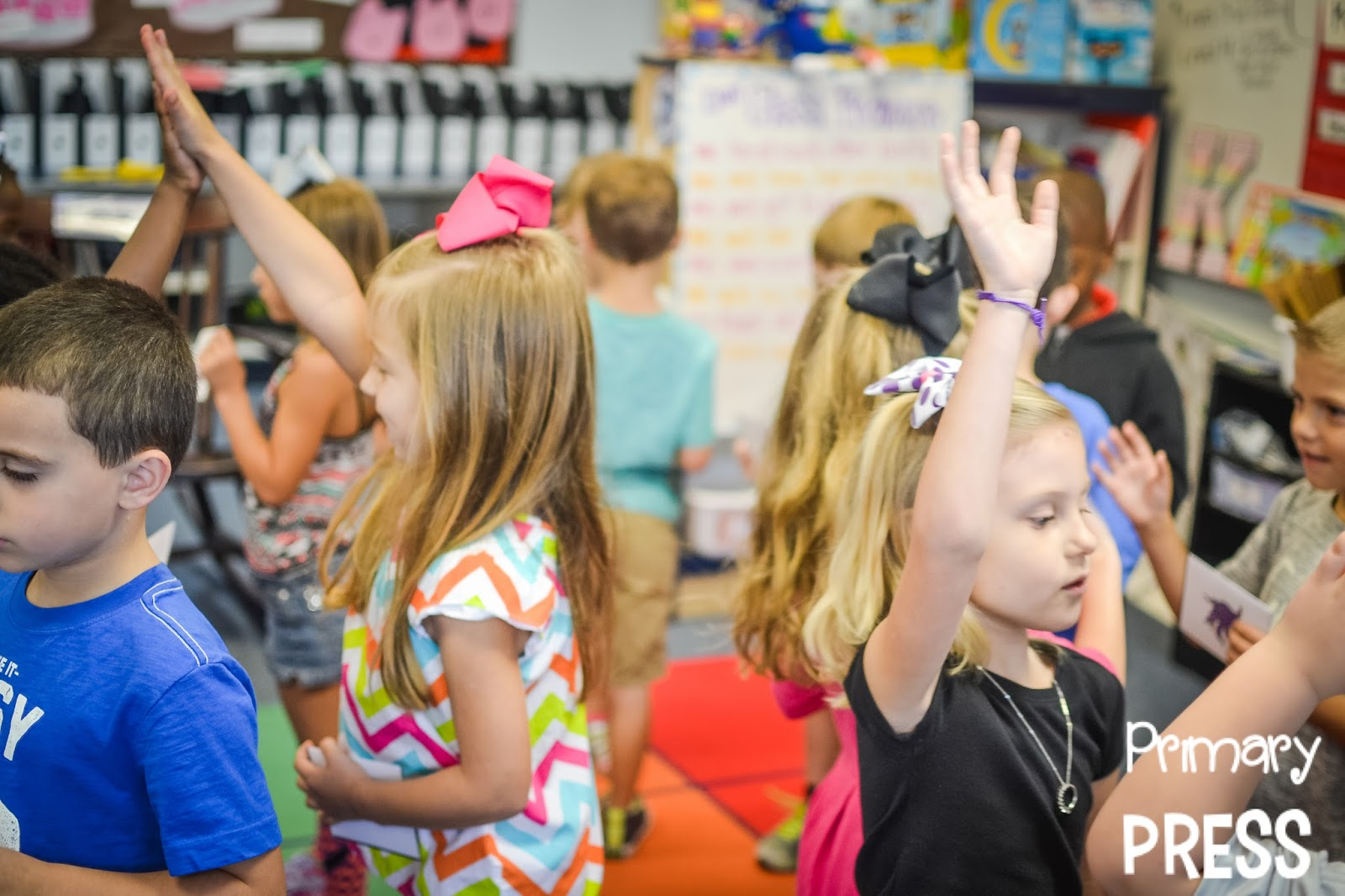 Kagan In The Primary Classroom