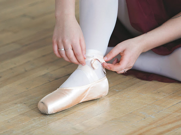 7 Surprising Things About Beginning Pointe as an Adult