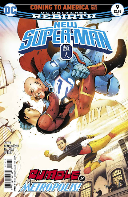 NEW SUPER-MAN 9