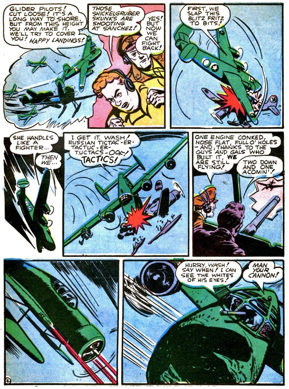 Read online All-American Comics (1939) comic -  Issue #52 - 52