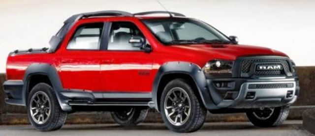 2017 Dodge Ram Rampage Truck Specs Release Date and Price