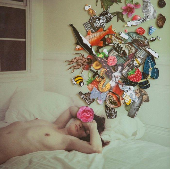 Сочетание грёз, воспоминаний и реальности. Javiera Estrada (фотограф)