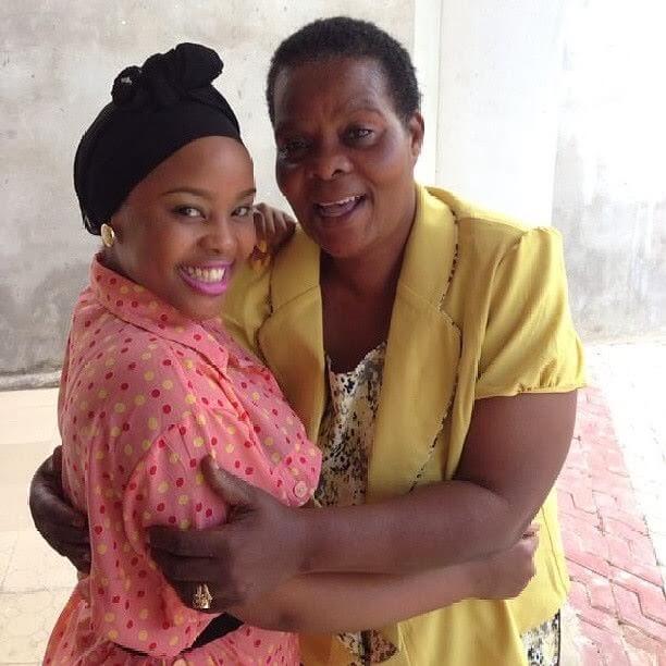 Mama Kanumba afunguka hili juu ya Lulu