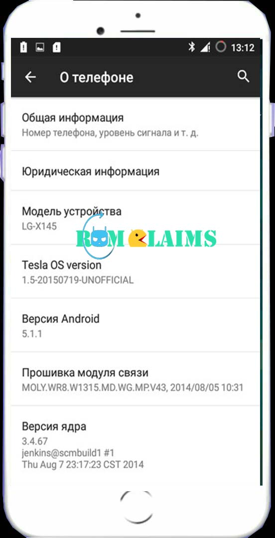 Ramz Rom: [MT6572] [5.1.1] Tesla OS Rom For MT6572 ...