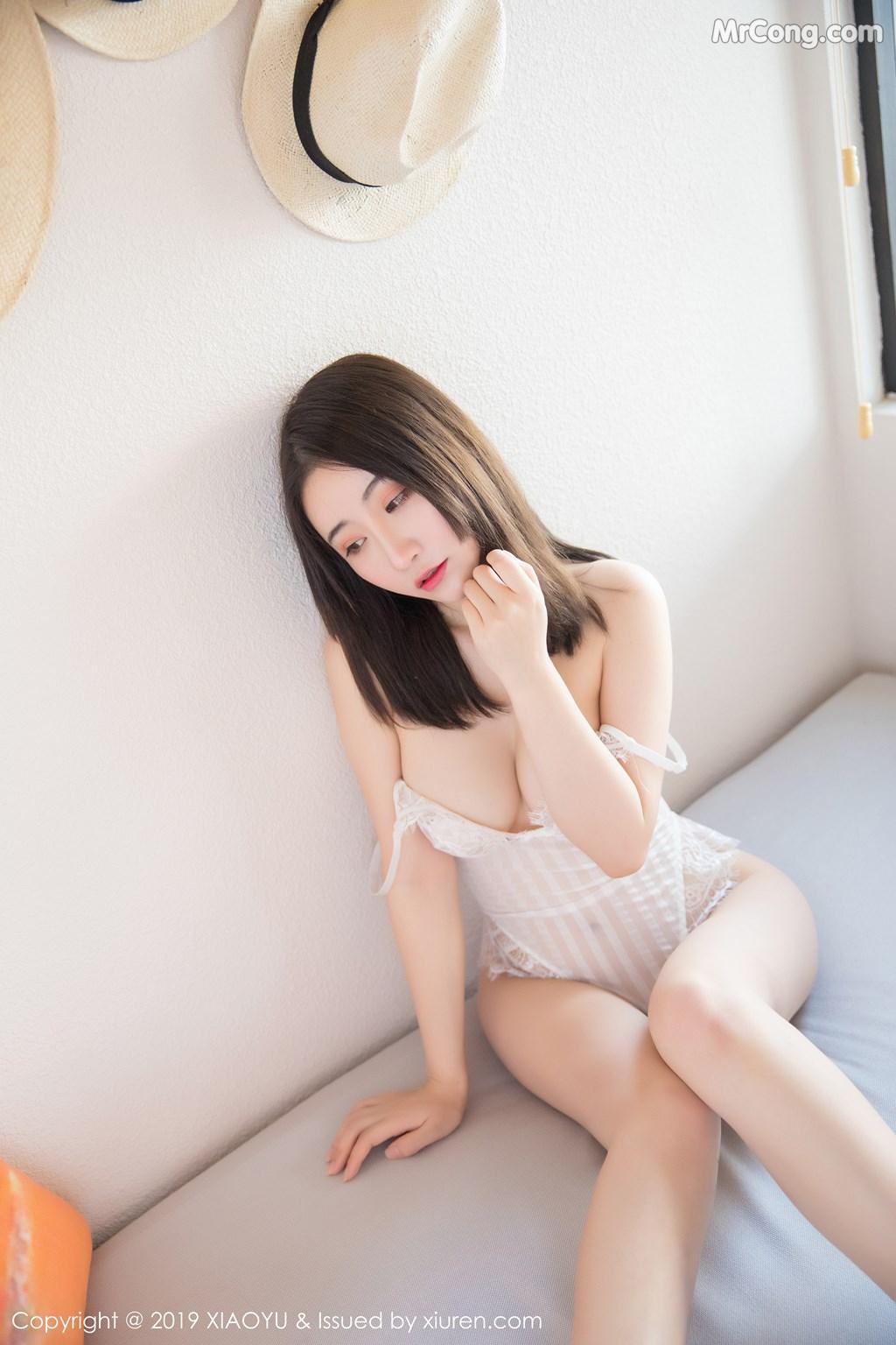 Image XiaoYu-Vol.147-Cherry-MrCong.com-013 in post XiaoYu Vol.147: 绯月樱-Cherry (66 ảnh)