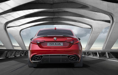 The gorgeous new Alfa Romeo Guilia