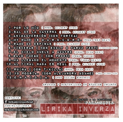 Lirika Inverza - Paramnesia