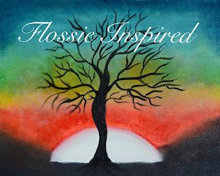 Creative Corner Interviews - Flossie Inspired Art