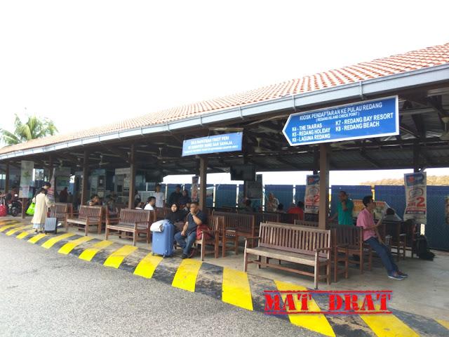 Pengalaman Percutian ke Pulau Redang Pakej Laguna Redang Island Resort