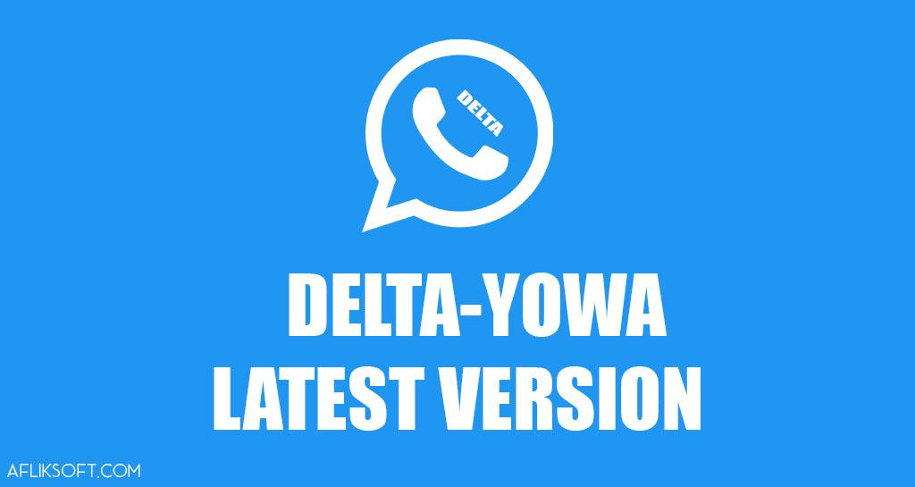 Update DELTA-YOWA