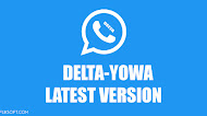 [UPDATE] Download WhatsApp Mod DELTA-YOWA v3.2.1