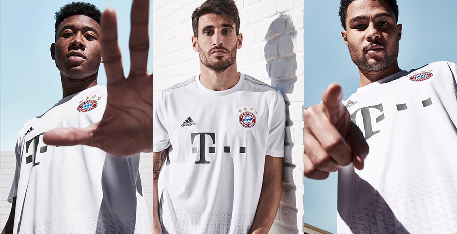 on sale d7056 bec10 Bayern München 19-20 Away Kit Released - Footy Headlines