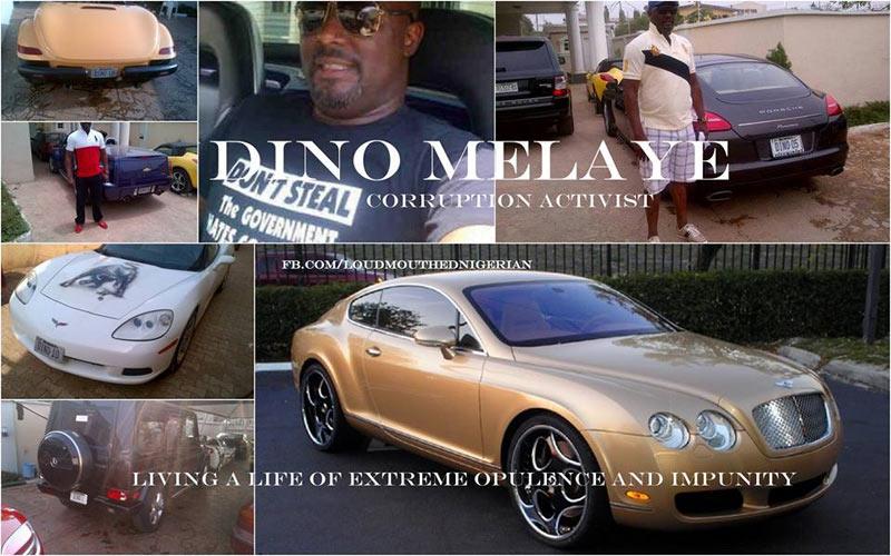 I love cars same way some people love homosexuality - Dino Melaye
