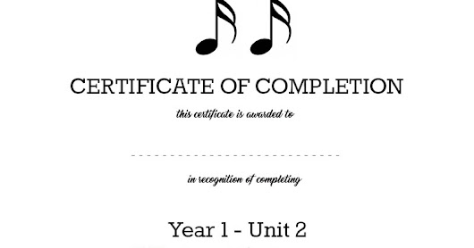 January update, New Completion Certificates, Piano savings, Piano pedal