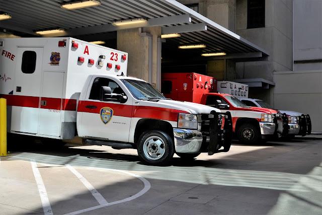Image: Emergency Ambulance, by F. Muhammad on Pixabay
