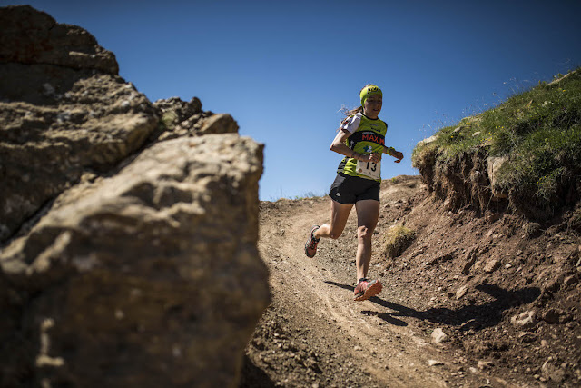 Fly Running Series - La Molina