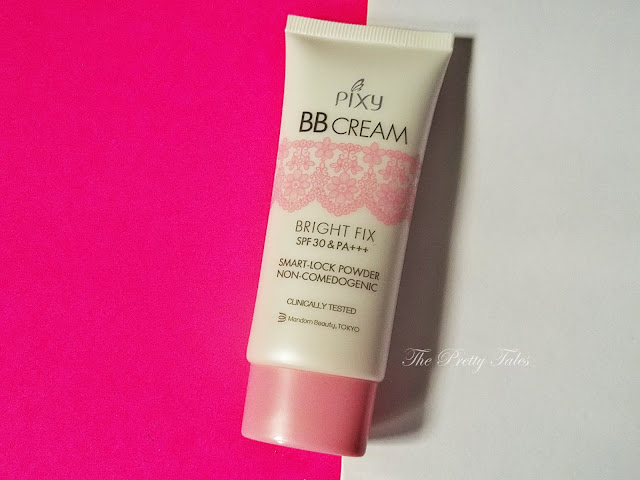 pixy bb cream bright fix cream shade cream