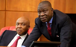 Politics: Makarfi speaks on Saraki, Ekweremadu resigning as Senate President, deputy