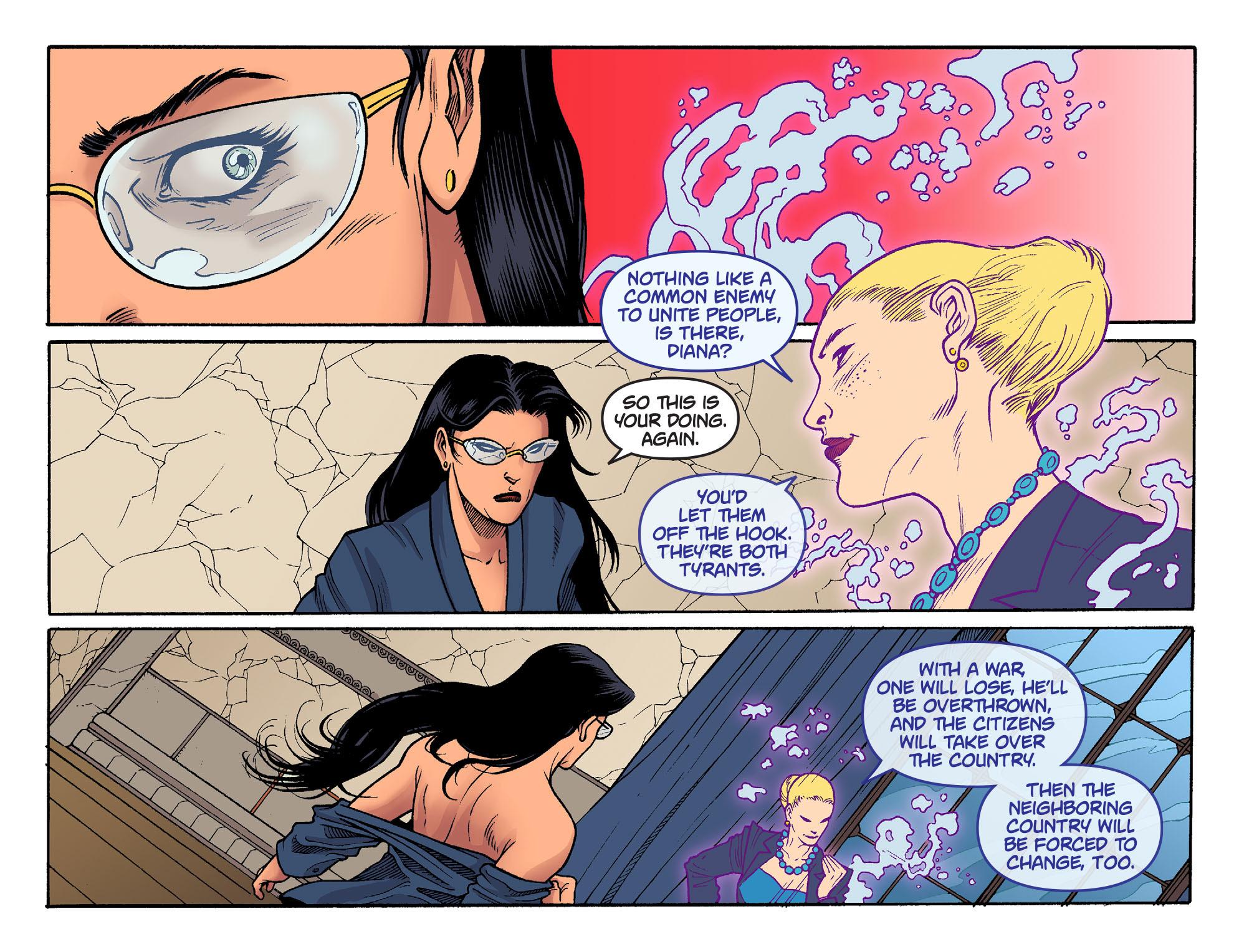 Read online Sensation Comics Featuring Wonder Woman comic -  Issue #43 - 21