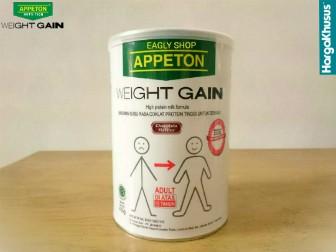 Harga Susu Appeton Weight Gain di Apotik K24 dan Supermarket