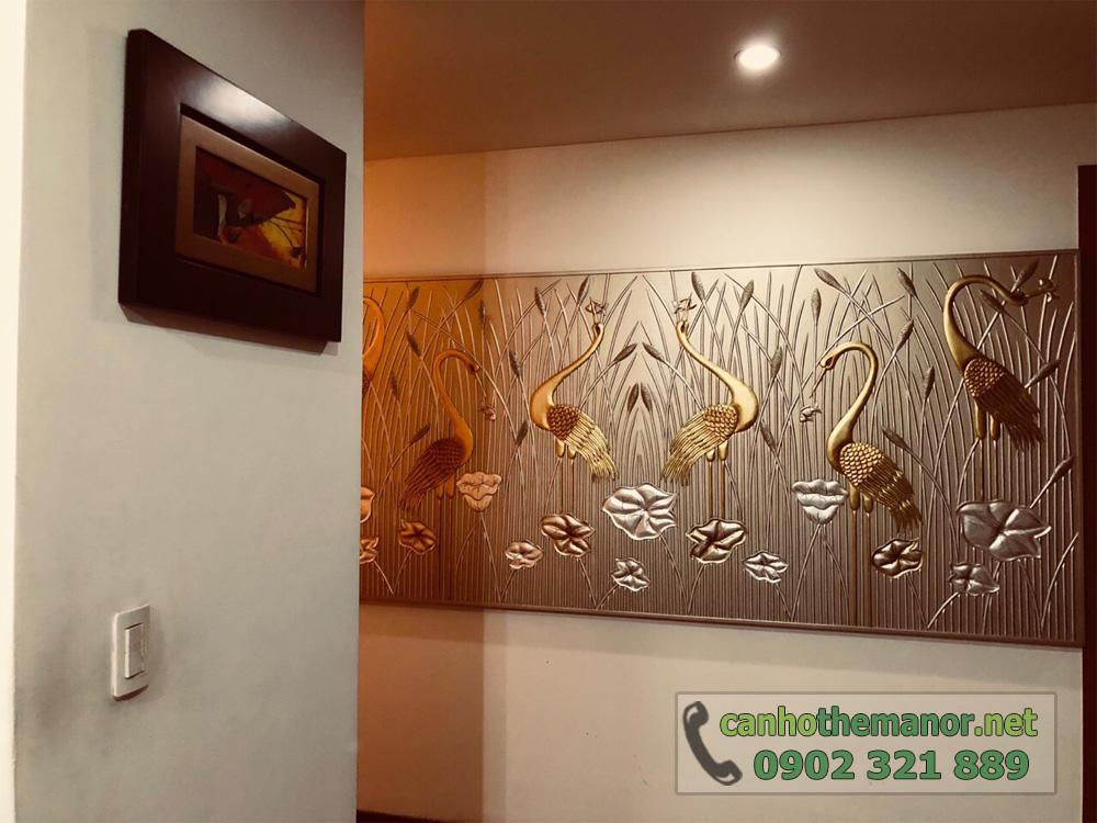 BÁN căn hộ 3PN, 157m2 nội thất siêu đẹp tại The Manor 1 HCM - hình 7
