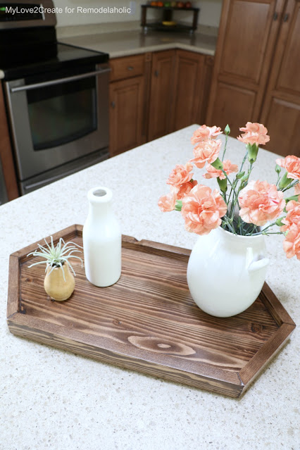 How to make a DIY Tray
