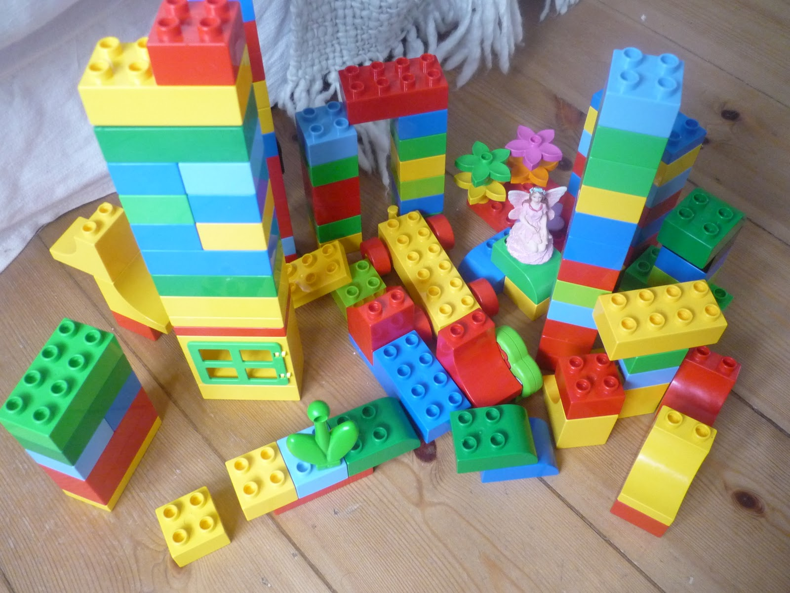 30 Days To Hands On Play Block Building Challenge