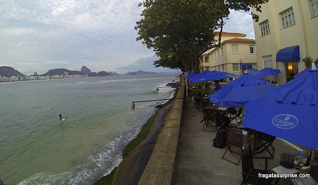 Confeitaria Colombo - Forte de Copacabana