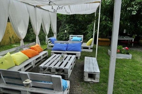 16 Things You Can Do With Recycled Pallets 9