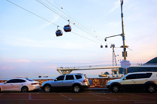 Songdo Air Cruise
