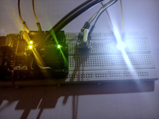 Led की Brightness को Potentiometer से Control कर सकते हो आसानी से इस page को read करें