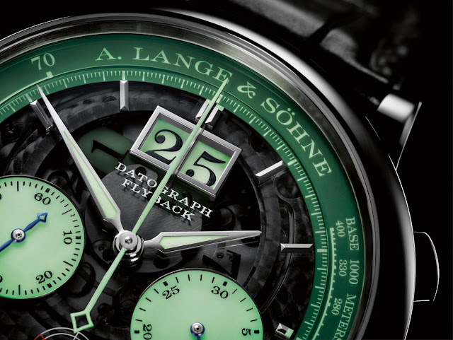 A. Lange & Söhne Datograph Up/Down Lumen