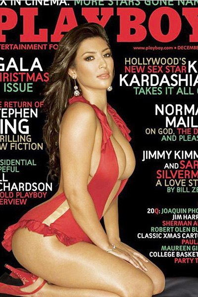 Kim Kardashian dreams of Playboy 001