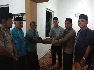 TSR 17 Padang Pariaman, Safari ramadhan Penyambung Silaturahmi Masyarakat Dengan Pemerintah
