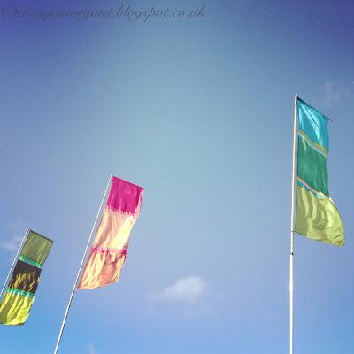 Snapshots from Glastonbury festival…