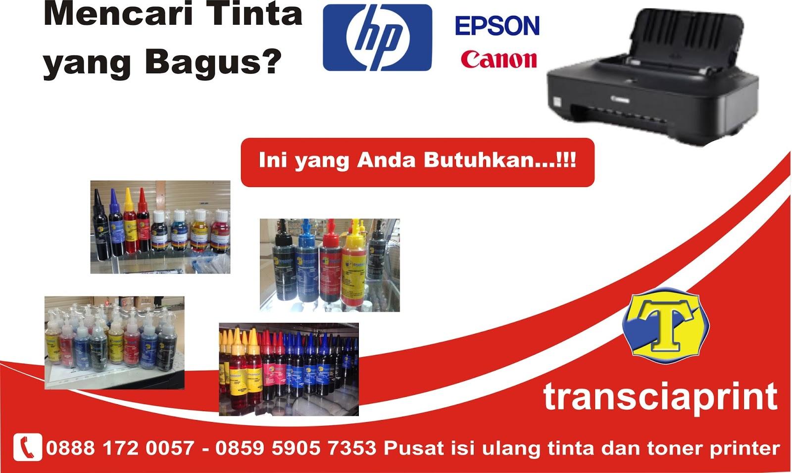 Refill Tinta Toner Printer Inkjet Laserjet Canonhpepsonbrather Infuse System Untuk Hp Epson Brother Canon Supplier Dan Transcia Print Sedia Dengan Kualitas Yang Terbaik Produk Lainnya Harga Jauh Lebih
