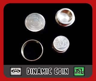 toko sulap Dinamic Coin Magic