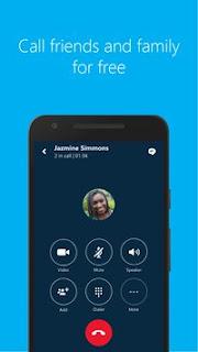 Skype - free IM & video calls MOD