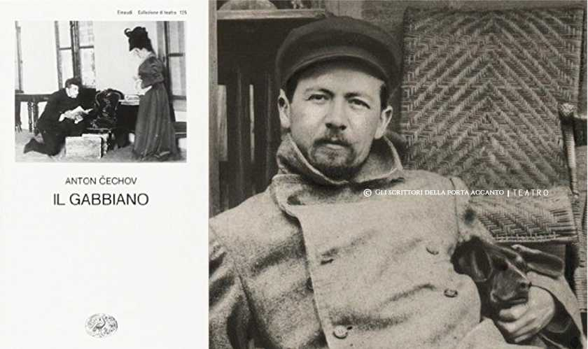 Monologo da Il gabbiano, di Cechov