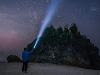 Foto Foto Pantai Banteng Mati Pacitan