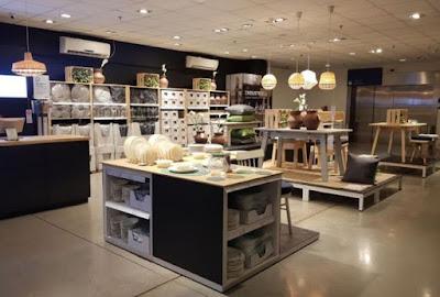 Area Khusus untuk Barang-barang Koleksi Terbatas dari IKEA