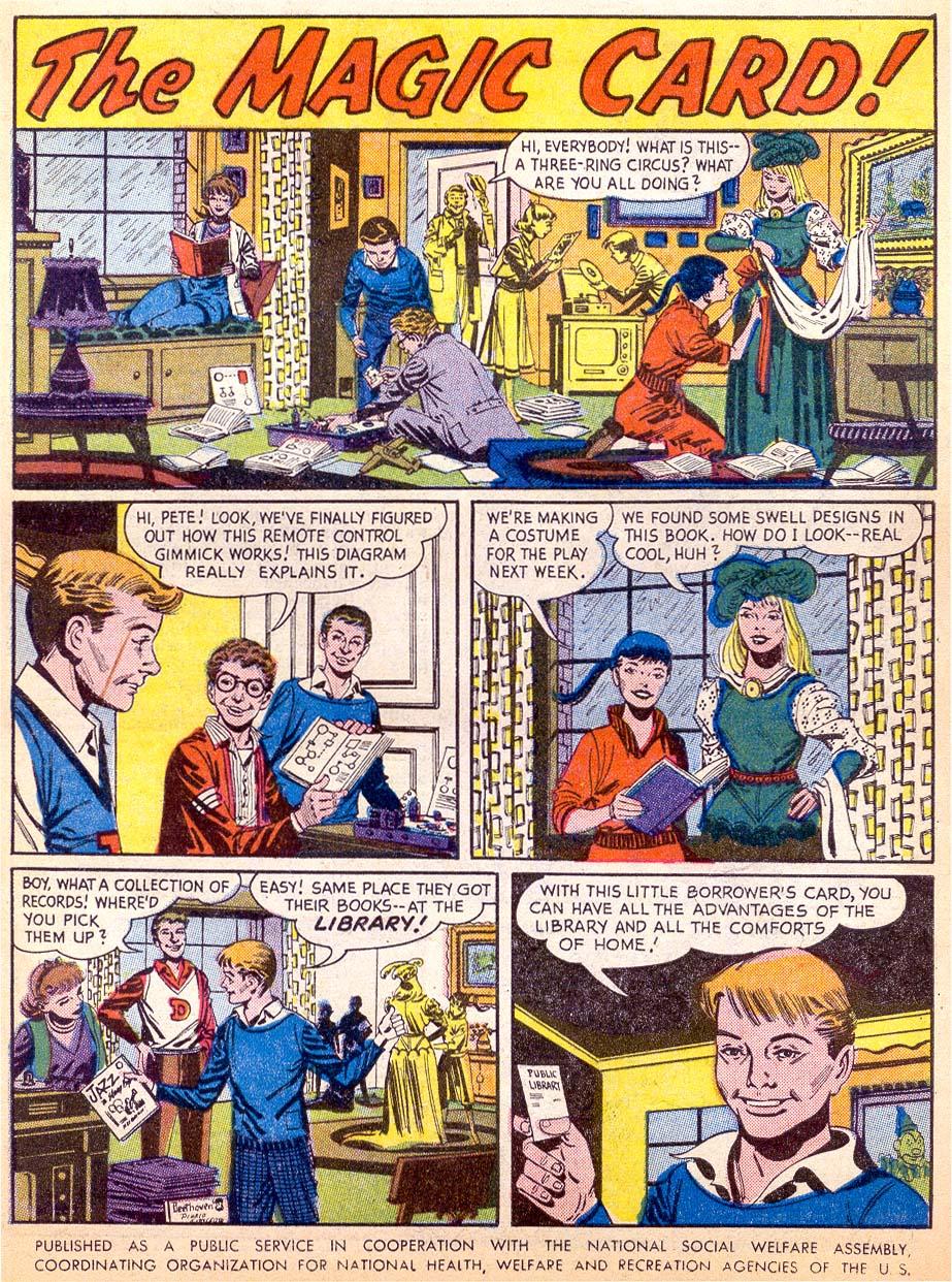 Strange Adventures (1950) issue 101 - Page 33