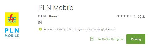 Cara Pasang Aplikasi PLN Mobile