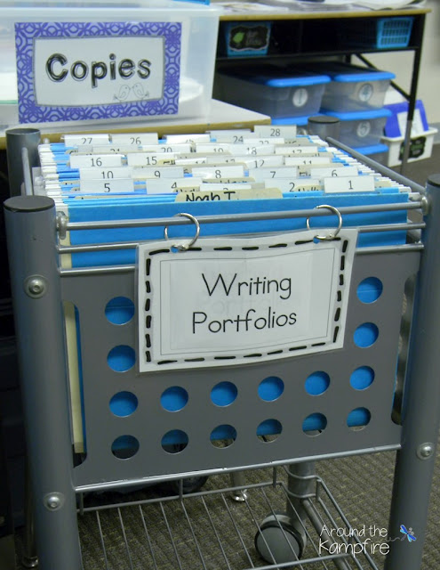 Managing Friday Letters and writing portfolios.