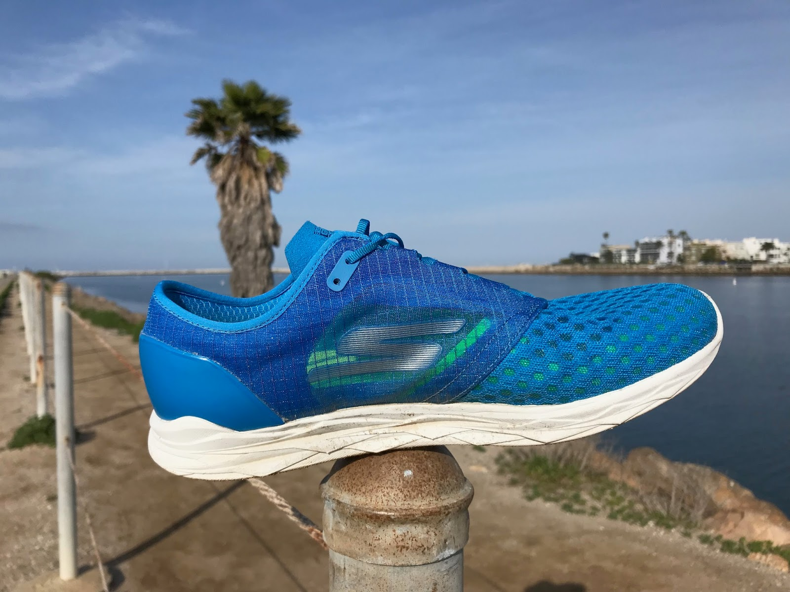 Normal Calor invernadero  Road Trail Run: Skechers Performance GO Meb Speed 5 Review: Smooth. Smooth  and Fast Racing Flat